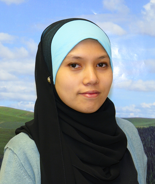 Ms. Nor Zuhaili Zaidan, Visiting Scientist, Malaysian Meteorology Department, Malaysia, 2011
