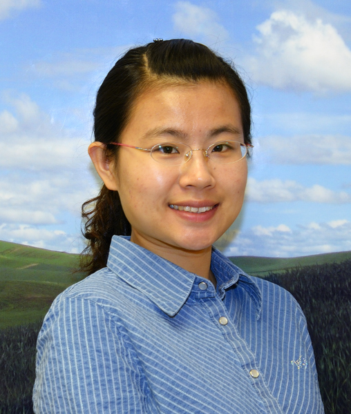 Youjia Chen, Visiting Scientist, China Agricultural University, China, 2011-2013